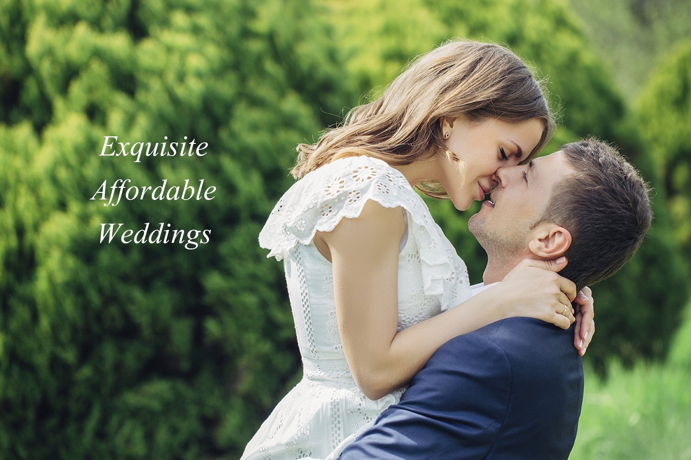 WEDDING COUPLE - web with text