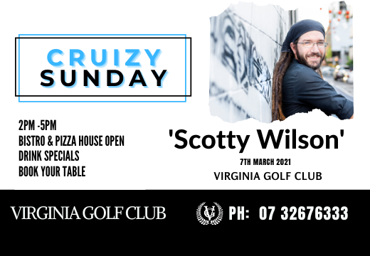 Cruizy Sunday - With 'Scotty Wislon'