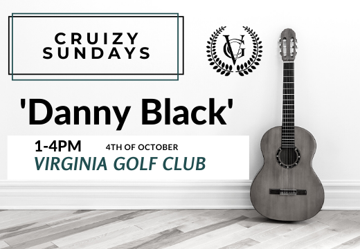 Cruizy Sunday - With 'Danny Black'