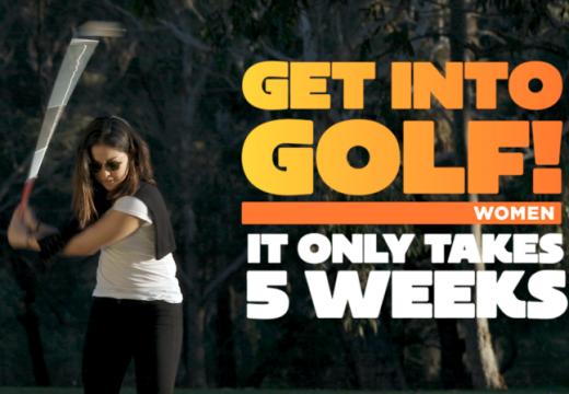 Get into Golf Women